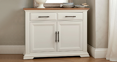 2 Door 2 Drawer Sideboards