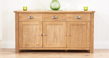 3 Door Sideboards