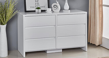 3+3 Chest of Drawers