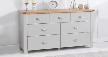 3+4 Chest of Drawers