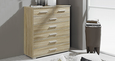 5+2 Chest of Drawers
