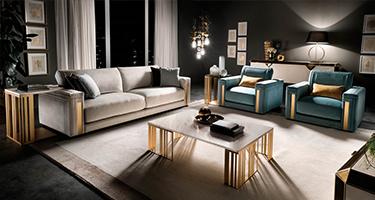 Adora Atmosfera Living Room