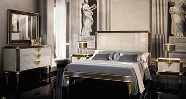 Adora Diamante Bedroom