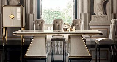 Adora Diamante Dining Room
