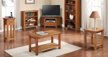 Annaghmore Hartford Country Oak Living Room