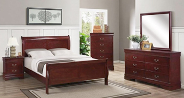 Annaghmore Louis Philippe Cherry Bedroom