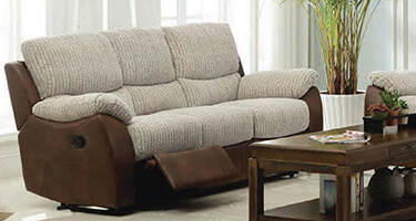 Annaghmore Swindon Fusion Recliner Sofas