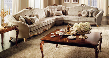 Arredoclassic Donatello Italian Living Room