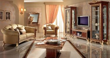 Arredoclassic Giotto Italian Living Room