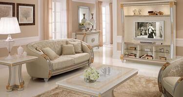 Arredoclassic Liberty Italian Living Room