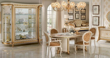 Arredoclassic Melodia Italian Dining Room