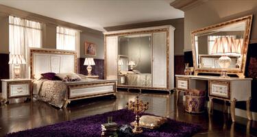 Arredoclassic Raffaello Italian Bedroom