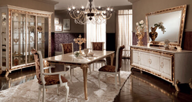 Arredoclassic Raffaello Italian Dining Room