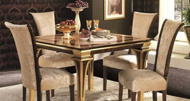 Arredoclassic Rossini Italian Dining Room