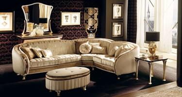 Arredoclassic Rossini Italian Living Room