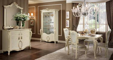 Arredoclassic Tiziano Italian Dining Room