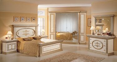Arredoclassic Versailles Italian Bedroom