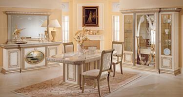 Arredoclassic Versailles Italian Dining Room