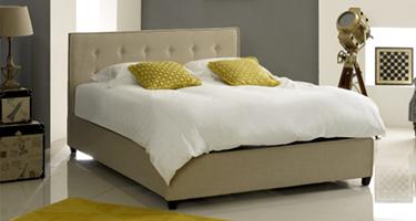 Artisan Fabric Beds