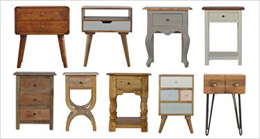 Artisan Furniture Bedside Cabinets