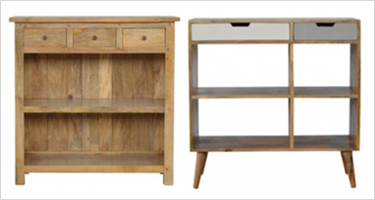 Artisan Furniture Bookcases
