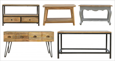 Artisan Furniture Coffee Tables