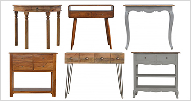 Artisan Furniture Console Tables