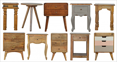 Artisan Furniture Lamp Tables