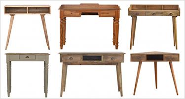 Artisan Furniture Writing Desks