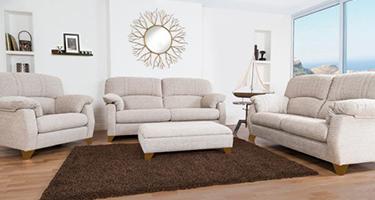 Buoyant Austin Fabric Sofas