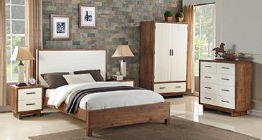 Besp Oak Avoca Bedroom