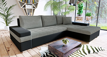 Beijing Fabric and Leather Sofas