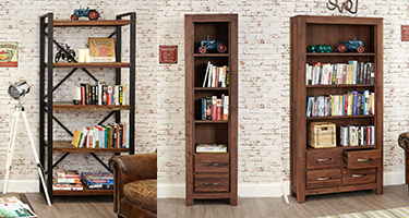 Baumhaus Bookcases