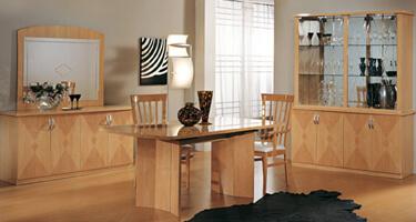 Ben Company Elena Italian Dining Room