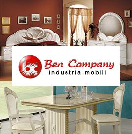 Ben Company Italian Furniture