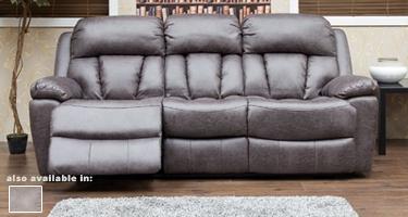 Benson Fabric Recliner Sofas