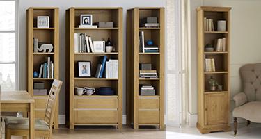 Bentley Designs Bookcase