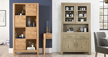 Bentley Designs Display Cabinets