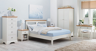 Bentley Designs Hampstead Two Tone Bedroom