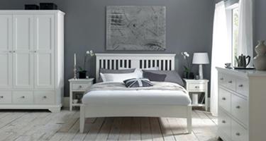 Bentley Designs Hampstead White Bedroom