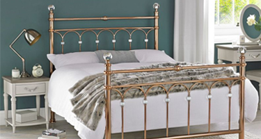 Bentley Designs Metal Bedsteads