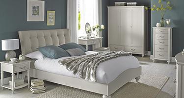 Bentley Designs Montreux Soft Grey Bedroom