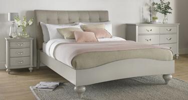 Bentley Designs Montreux Urban Grey Bedroom