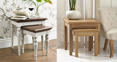 Bentley Designs Nest of Tables