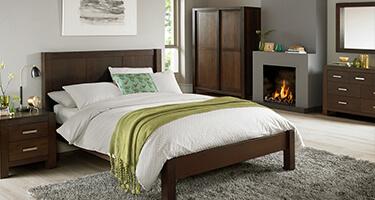 Bentley Designs Walnut Bedroom