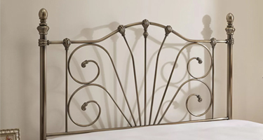 Bentley Designs Metal Headboards