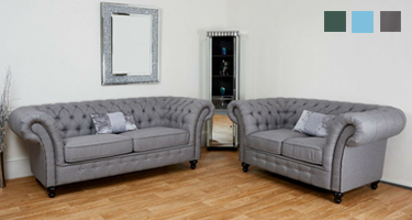 Birlea Furniture Chester Sofa Range