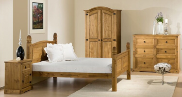 Birlea Furniture Corona Pine Bedroom