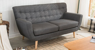 Birlea Furniture Loft Fabric Sofas