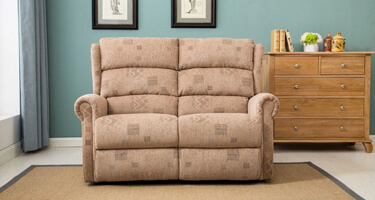 Birlea Furniture Manhattan Fabric Sofas
